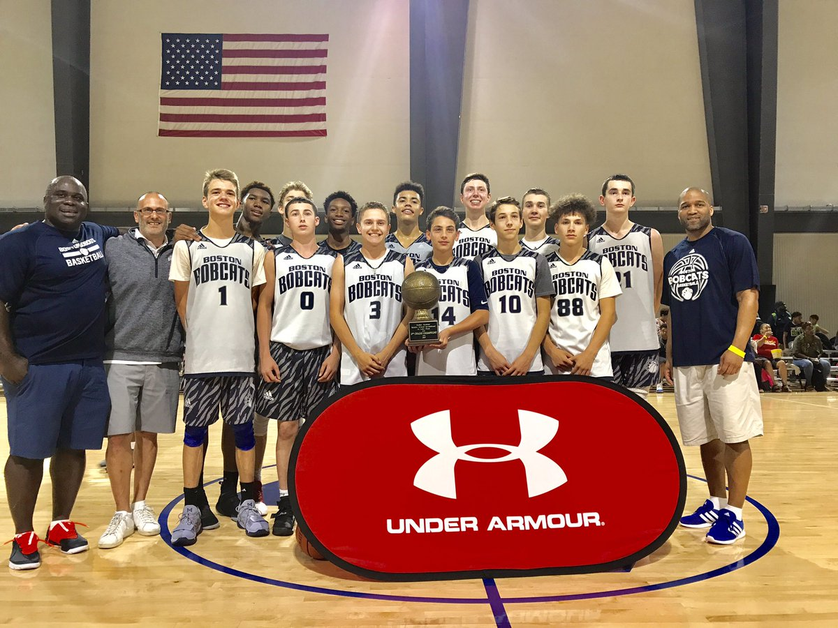 Boston Bobcats:C/O 2021 Win Under Armour Middle School Invitational