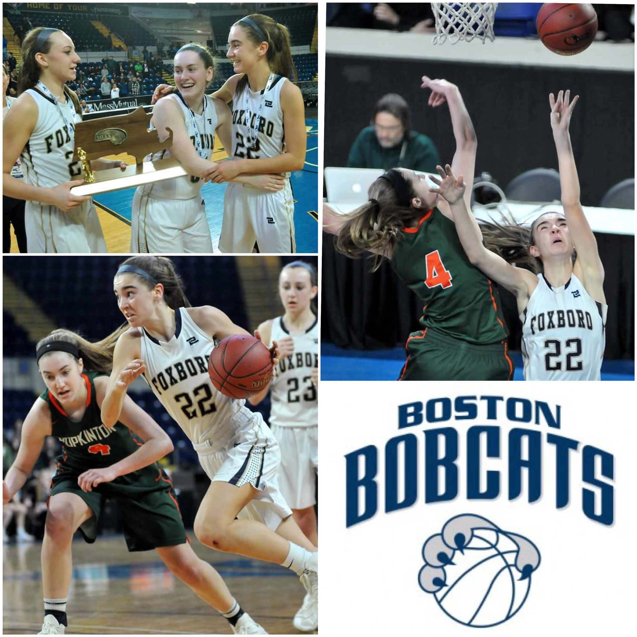 Congratulations to Abby Hassman of Foxboro on winning the Div 2 State Championship