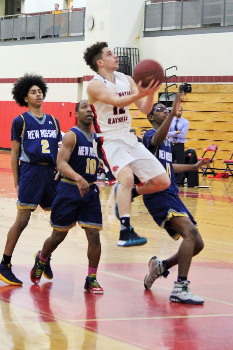 Congrats to Bridgewater-Raynham Point Guard Doug Alves on being named Boston Herald All-Scholastic!