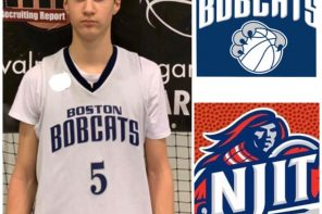 8th Grader Reid Ducharme  Gets His 1st Div. 1 Offer From NJIT