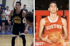 Anthony Morales commits to Boston University